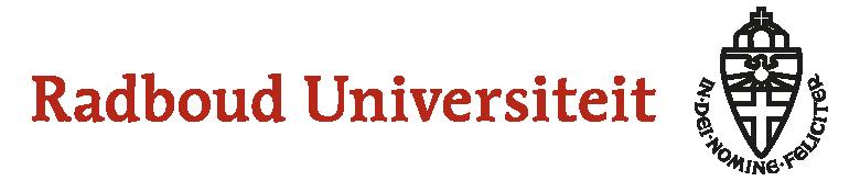 Radboud-University official logo