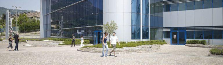 Fondazione Bruno Kessler Trento HQ