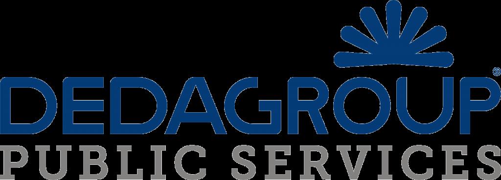 Logo Dedagroup Public Services Colori Trasparente HD