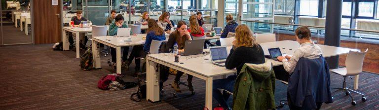 Radboud University Interlink Partner hall