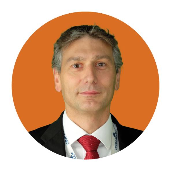 Fabio Meloni CEO Dedagroup